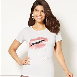 Eva Mendes Sealed with a Kiss Shirt